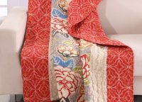 Gypsy Rose Quilted Throw