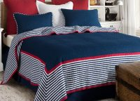 Liberty Blue King Quilt Set