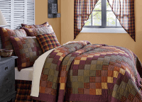 Heritage Farms Luxury King Quilt Set