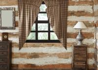 Wyatt Prairie Lined Curtain Set