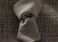 Charcoal Tweed Napkin