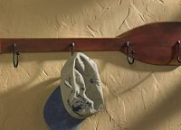 Fish Camp Wall Hook Paddle