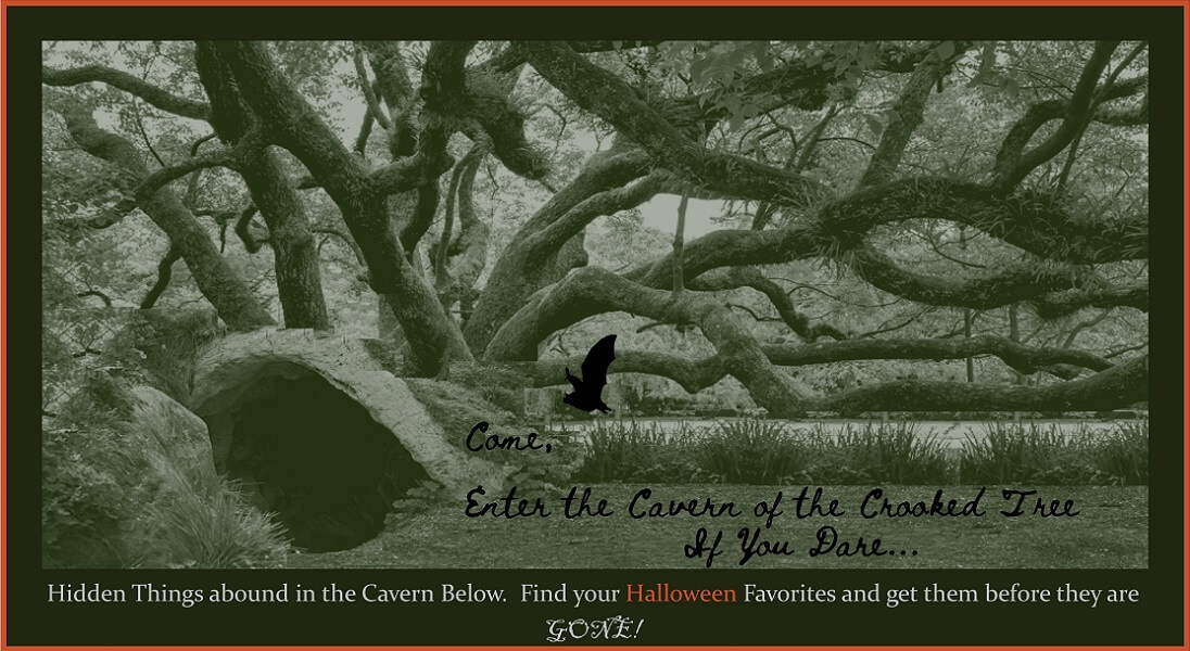 Cavern of the Crooked Tree