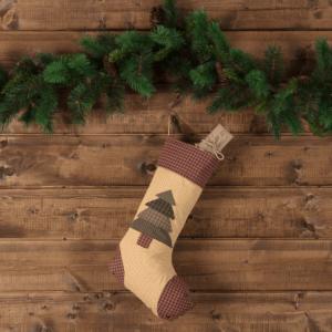 Sequoia Christmas Stocking.