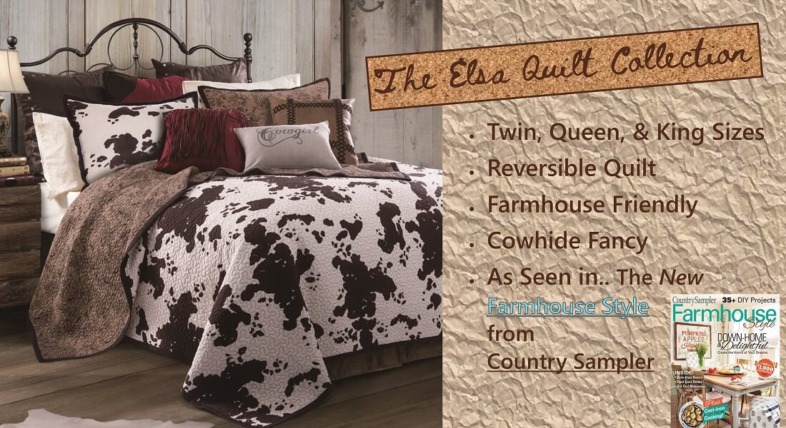 Elsa Quilt Collection