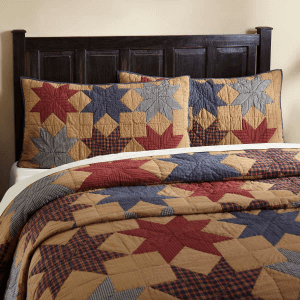 Kindred Star Standard Quilted Pillow Sham