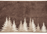 Shadow Pines Accent Bath Rug