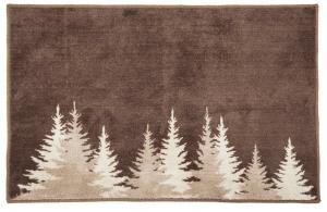 Shadow Pines Accent Bath Rug