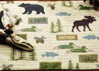 Wilderness Placemat Set