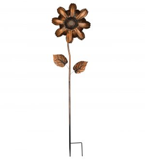 Wireless Speaker Copper Flower Stake FS