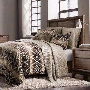 Aztec Chalet King Comforter Set