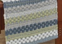 Dew Drop Large Chindi Table Runner