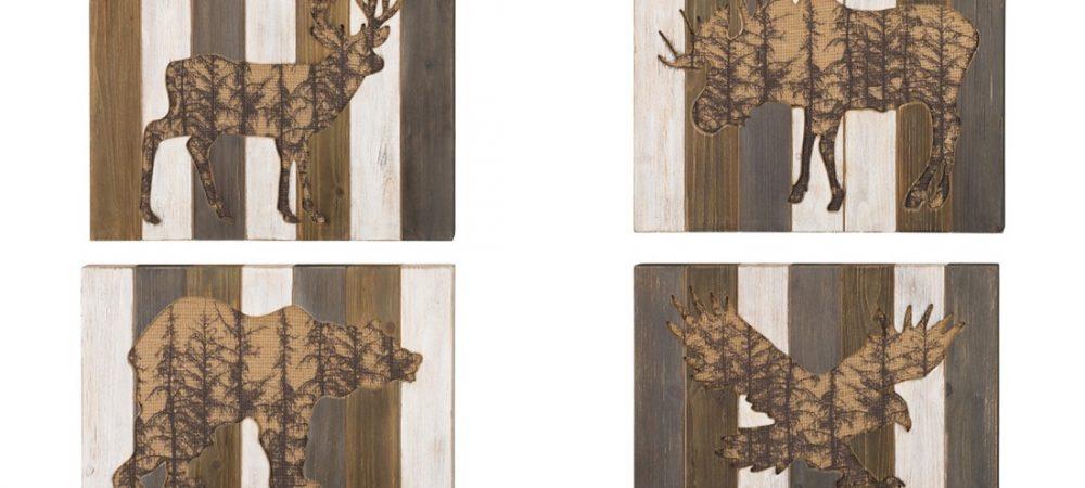 Clocks, Mirrors, & Wall Decor