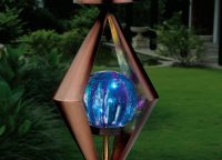 Solar Diamond Contempo Hanging Lantern