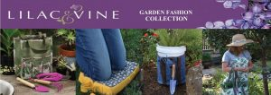 Lilac and Vine Garden Fashion Collection