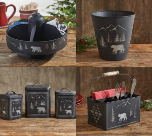 Bear Country Kitchen Collection