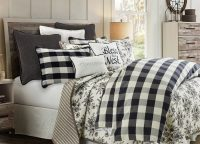 Camille Buffalo Plaid Queen Comforter Set