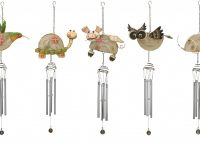 Woodland Character Wind Chimes