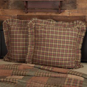 Crosswoods Fabric Euro Sham