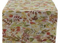 Botanical Fall Medley Table Runner