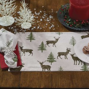 Oh Deer Table Runner