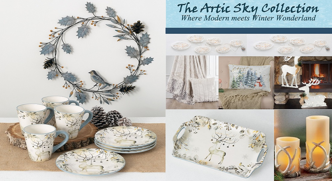 Arctic Sky Collection