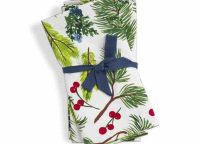 Juniper Sprig Napkin Set
