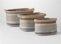 Spring Elegance Basket Set